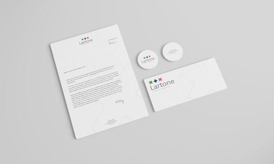 40 Free Corporate Identity & Stationery Mockup Templates 29