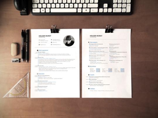 40 Free Corporate Identity & Stationery Mockup Templates 37
