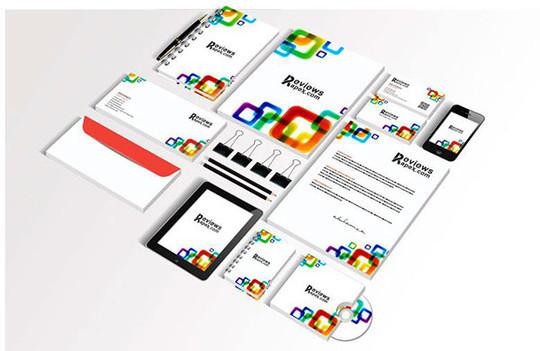 40 Free Corporate Identity & Stationery Mockup Templates 28