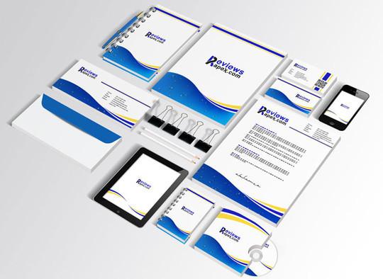 40 Free Corporate Identity & Stationery Mockup Templates 25