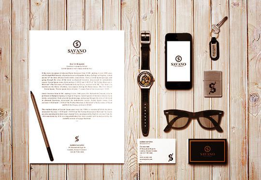 40 Free Corporate Identity & Stationery Mockup Templates 9