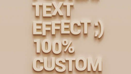 30 High Quality Text Effects Photoshop Files 21