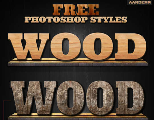 30 High Quality Text Effects Photoshop Files 26