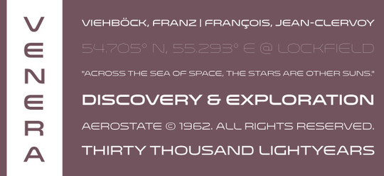15 Light & Ultra-Thin Fonts For Your New Designs 15