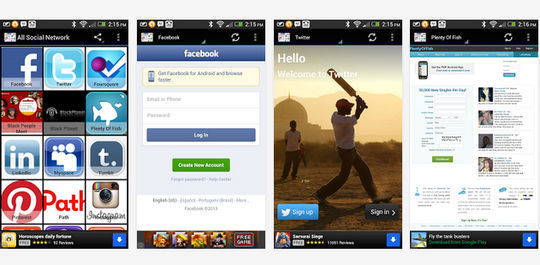 7 Offbeat Android Apps For Social Media Lovers 4