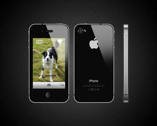 36 Photoshop Tutorials For iPhone App UI Design 11
