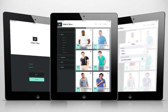 36 Photoshop Tutorials For iPhone App UI Design 10