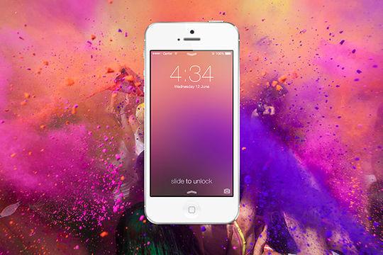 36 Photoshop Tutorials For iPhone App UI Design 23