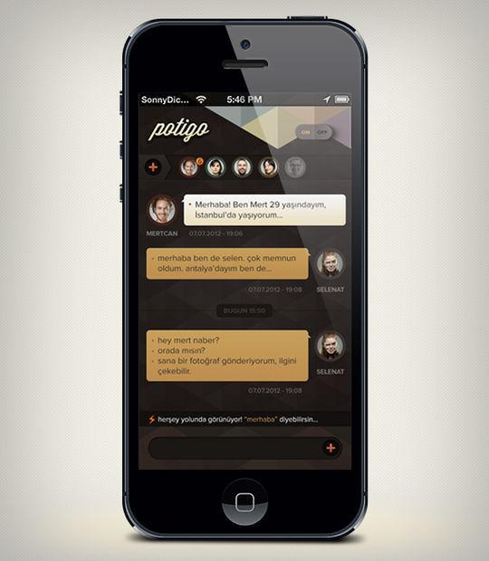 36 Photoshop Tutorials For iPhone App UI Design 3