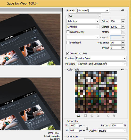 36 Photoshop Tutorials For iPhone App UI Design 9