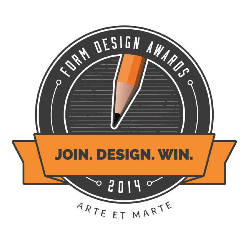 The Web Form Design Awards: Do You Have What It Takes? 14