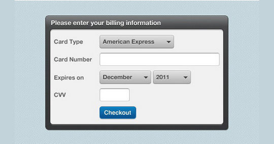 17 jQuery Plugins For Form Functionality & Validation 45