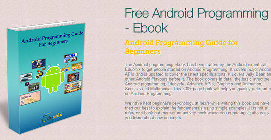 8 Free eBook For Mobile App Developers 7