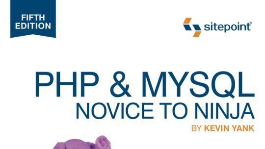 9 eBooks To Learn PHP & MySQL Development 7