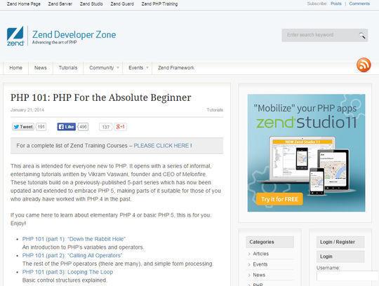 9 eBooks To Learn PHP & MySQL Development 8