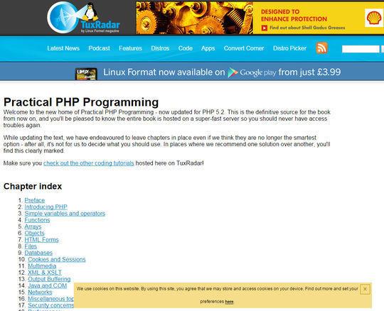 9 eBooks To Learn PHP & MySQL Development 10