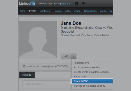 9 Free Online Tools To Create Professional Resumes 8