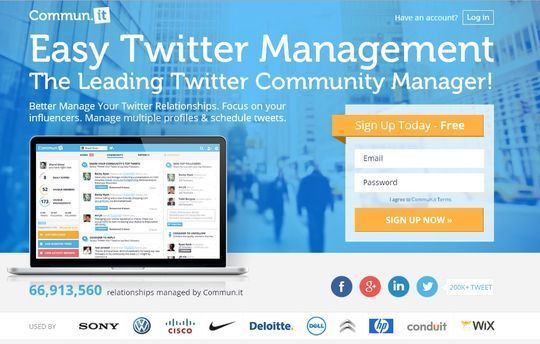 10 Important Twitter Management Tools 1