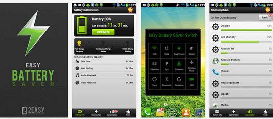 11 Apps For Longer Battery Life 6