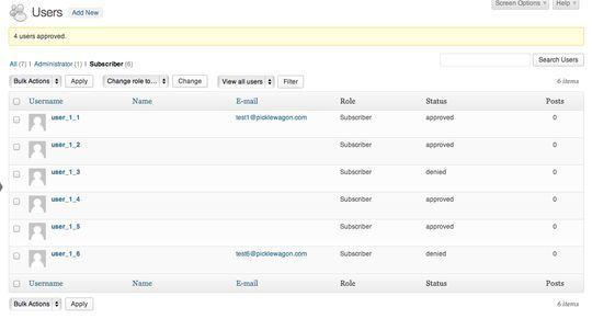 10 WordPress Plugins To Make Efficient User Management 5