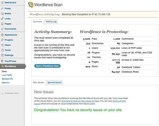 9 WordPress Plugins To Warn You About Malicious Code 6