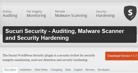 9 WordPress Plugins To Warn You About Malicious Code 7