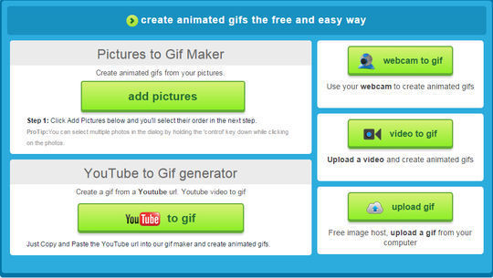 8 Web Apps To Create Animation Gif 3