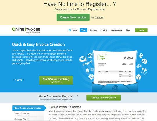 12 Best Free Invoice Generators 9