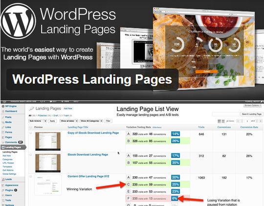 10 Free Wordpress Plugins For Landing Pages 154