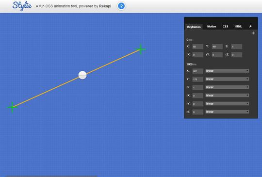 12 Best CSS Generators For UI Animations & Elements 9