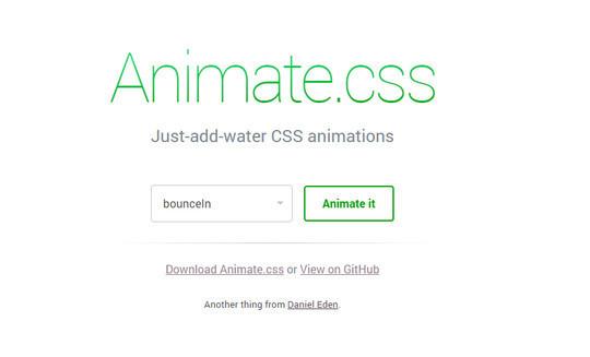 12 Best CSS Generators For UI Animations & Elements 4