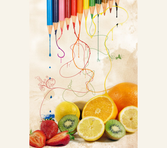 The Ultimate Roundup Of 38 Delicious Photoshop Food Tutorials 20