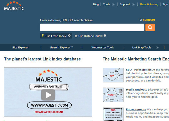 8 Online Backlinks Checker Tool 4