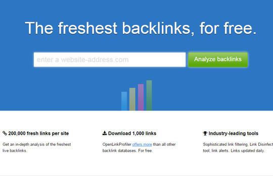 8 Online Backlinks Checker Tool 7