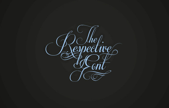 15 Fresh Calligraphy Fonts For Designers 4