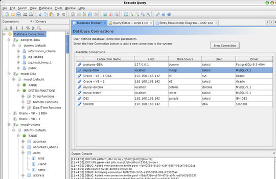 11 Database Administrator Tools For System Admins 9