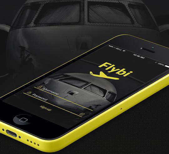 11 Free Mobile App Photoshop Templates 9