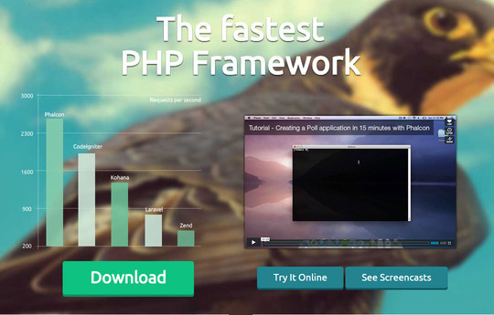 11 Best PHP Frameworks For Web Developers 11