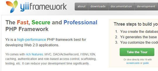 11 Best PHP Frameworks For Web Developers 12