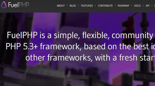 11 Best PHP Frameworks For Web Developers 7