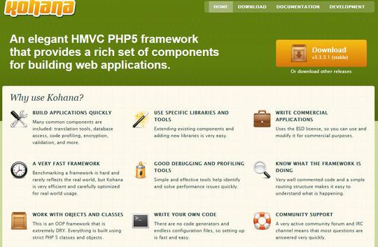 11 Best PHP Frameworks For Web Developers 8