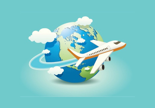 13 Tourism & Travel Icon Set For Free Download 5