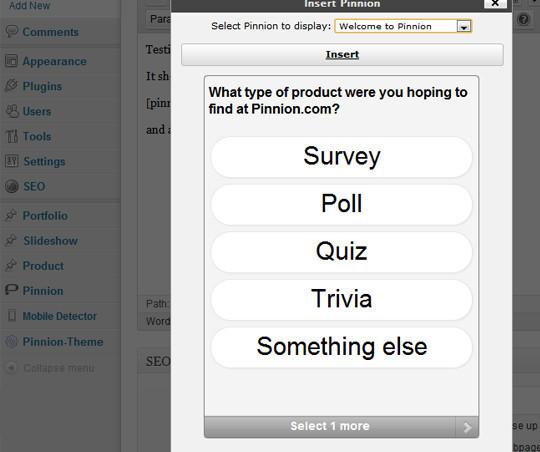 10 Free WordPress Survey Plugins 11