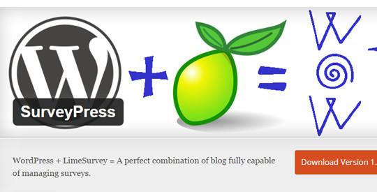 10 Free WordPress Survey Plugins 57