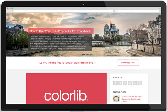10 Free Responsive WordPress Themes From 2015 2