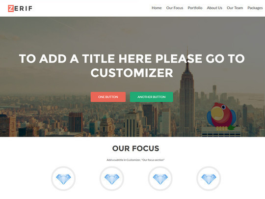 10 Free Responsive WordPress Themes From 2015 3