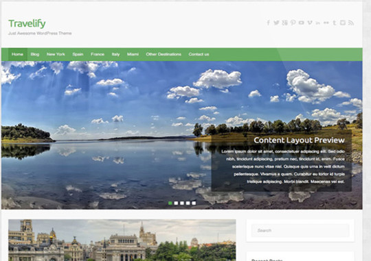 10 Free Responsive WordPress Themes From 2015 4