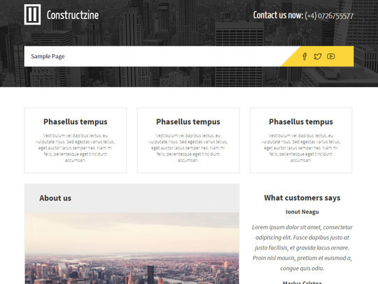 10 Free Responsive WordPress Themes From 2015 5