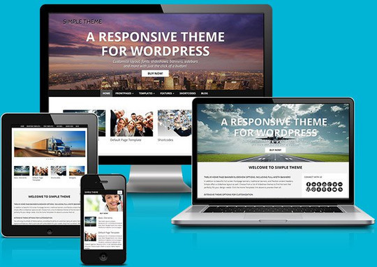 10 Free Responsive WordPress Themes From 2015 7
