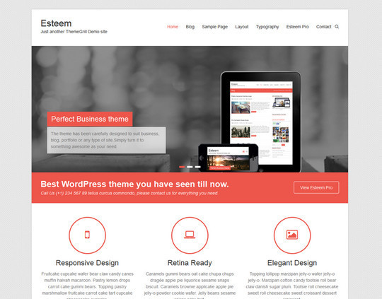 10 Free Responsive WordPress Themes From 2015 8